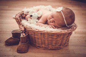 תינוקות ושינה