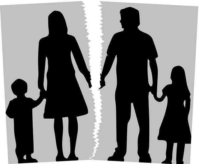 מה עושים עם אחד מבני הזוג לא רוצה את הילדים לאחר גירושים?