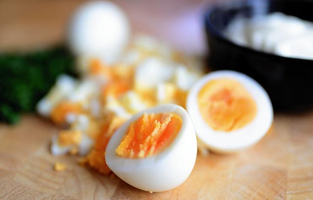 חלבון ביצה
